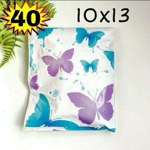 Polymailers 40ct 10x13 Poly Mailer Bags Self Seal